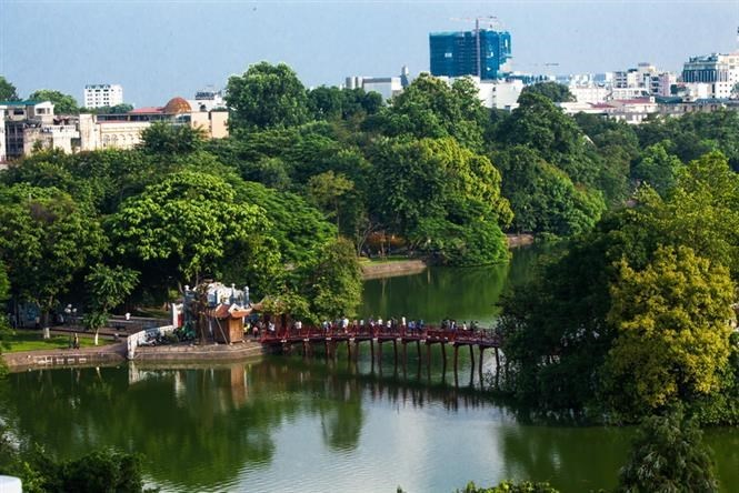 Hanoi - venue of important events,hoan kiem lake,long bien bridge,hanoi flag tower,travel news,Vietnam guide,Vietnam tour,tour Vietnam,Hanoi,ho chi minh city,Saigon,travelling to Vietnam,Vietnam travelling,Vietnam travel,vn news