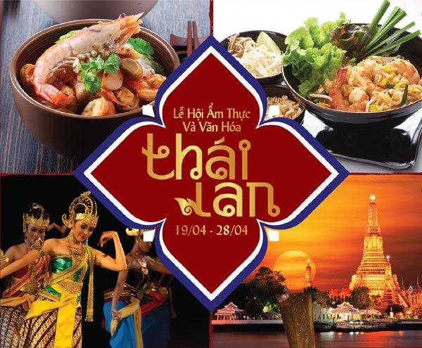 ẩm thực Thái Lan,lễ hội Thái Lan