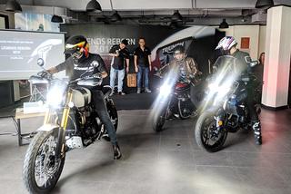 Loạt mô tô mới hâm nóng thị trường Việt, đắt nhất trên 600 triệu