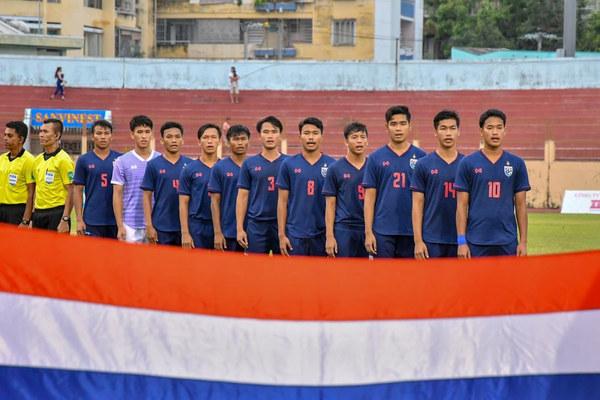 U19 Thái Lan chốt quân, quyết chiến U19 Việt Nam
