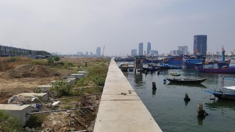 Đà Nẵng 'tuýt còi' dự án lấn sông Hàn xây biệt thự