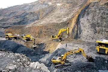 Natural resources depleted by miners who flee, violate laws
