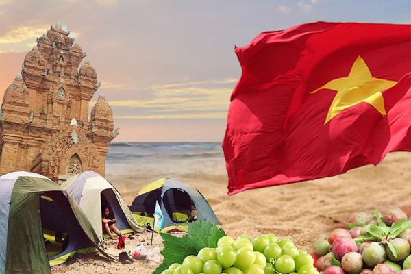 30/4 - 1/5: BBQ rừng mận Sơn La 2 triệu, Ninh Thuận phượt quên sầu 4 triệu