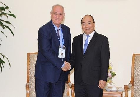 Thủ tướng Nguyễn Xuân Phúc,Nguyễn Xuân Phúc,báo chí