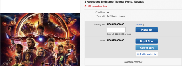 Avengers: Hồi Kết,Avengers: Endgame,phim chiếu rạp,Endgame