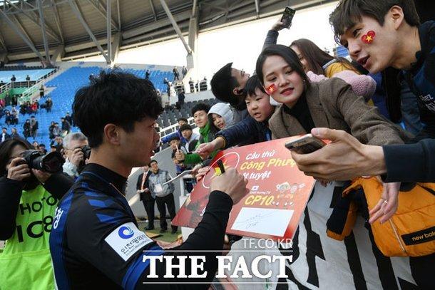 Vì Công Phượng, KFA cấp hạn ngạch cầu thủ Đông Nam Á đá K-League