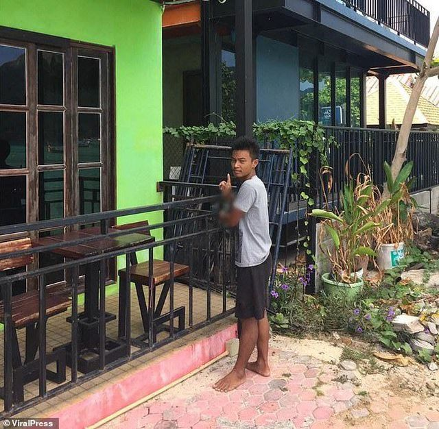 Du khách,Tấn công tình dục,Thái Lan