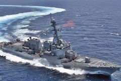 Nga bám đuôi tàu chiến NATO giữa lúc 'nước sôi lửa bỏng'