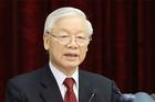 Tổng bí thư, Chủ tịch nước gửi điện mừng tới Tổng thống Indonesia