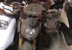 Siêu môtô Ducati hơn nửa tỷ bị bỏ xó ở Hà Nội