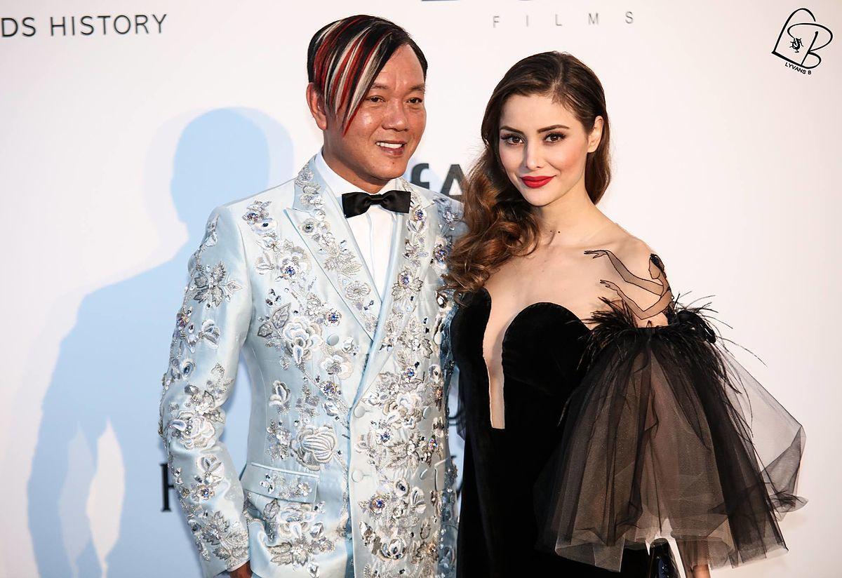 2 cặp 'đũa lệch': Mẫu nữ xinh đẹp lấy tỷ phú Đài Loan, Macao xấu xí