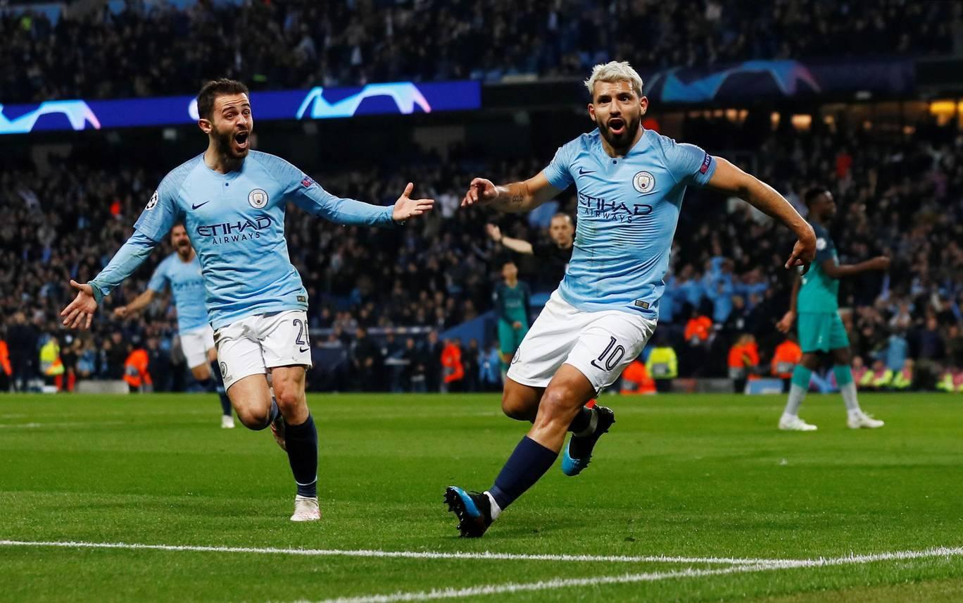 Trực tiếp Man City vs Tottenham: Trút cơn thịnh nộ