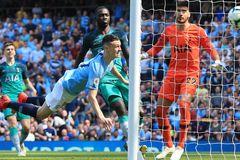 Video bàn thắng Man City 1-0 Tottenham