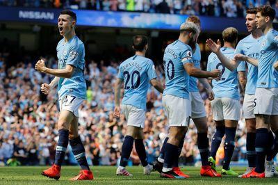 Đả bại Tottenham, Man City soán ngôi số 1 của Liverpool