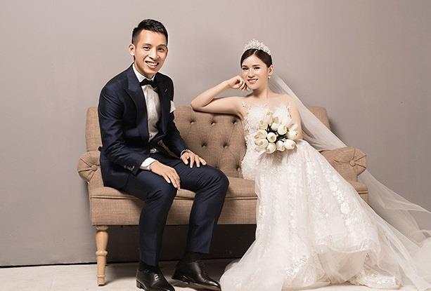 Cầu thủ Đỗ Hùng Dũng,Đám cưới,Tình yêu