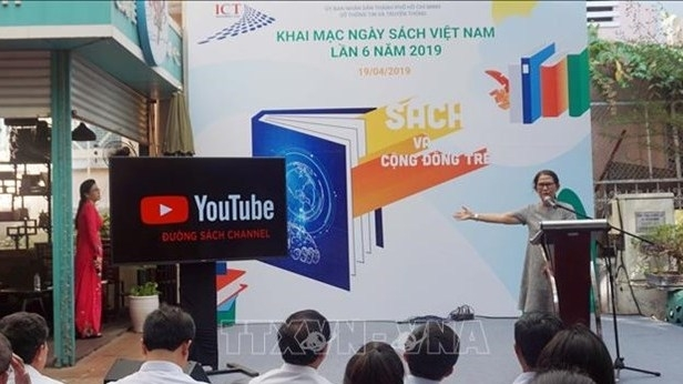 Reading week launched in Ho Chi Minh City