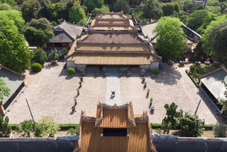 Vietnam's Tu Duc Tomb introduced globally through Google Arts & Culture Platform