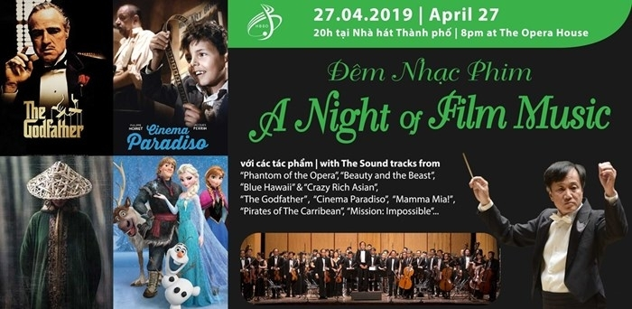 Events in Hanoi & HCM City on April 22-29