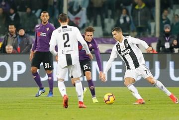 Juventus 0-1 Fiorentina: Cú đấm bất ngờ (H1)