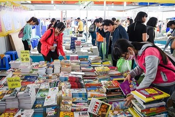 Vietnam Book Day helps promote reading culture