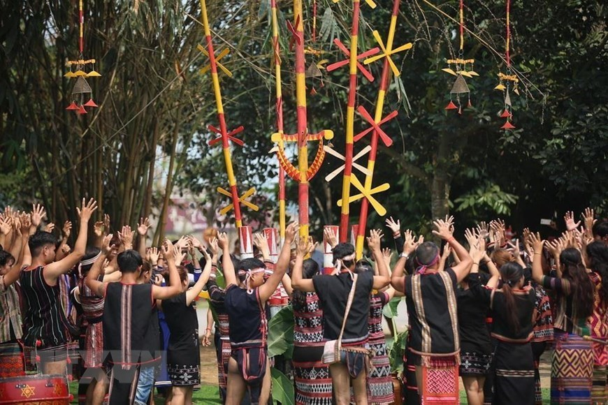 Vietnamese Ethnic Groups' Culture Day in pictures