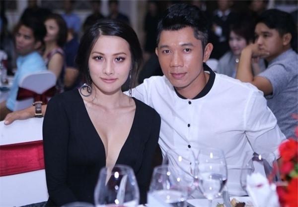 Đường tình ồn ào, đầy tai tiếng của Lương Bằng Quang và 'hot girl khoe ngực'