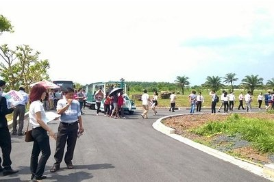 Tung tin tồn đại náo giá đất Đà Nẵng: Công an vào cuộc