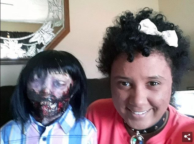 xác sống,zombie,búp bê xác sống