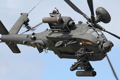 Anh điều trực thăng tấn công tới biên giới Nga
