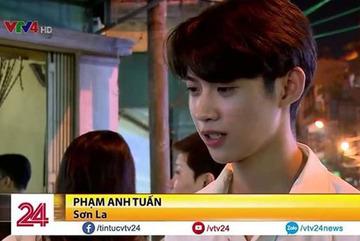 7 giây lên sóng truyền hình bình luận về ẩm thực, nam sinh Sơn La bất ngờ nổi tiếng