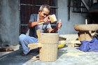Lạ Quảng Trị: Làng bỗng đông khách bởi 1 cái...cối xay