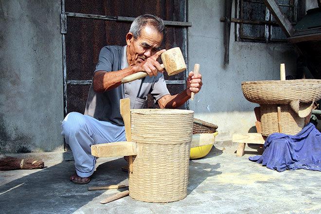 Quảng Trị,làng nghề,cối xay