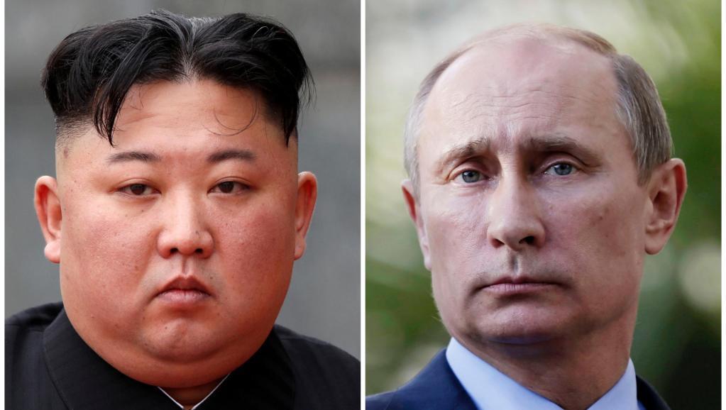 Toan tính của Kim Jong Un và Putin trong ván bài Thượng đỉnh Nga-Triều