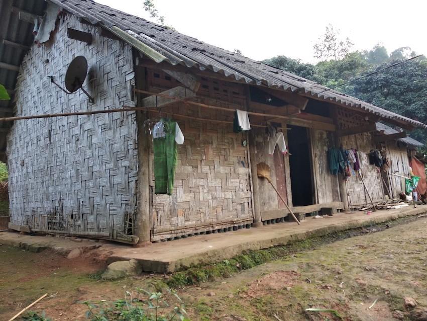 mái ấm nhân đạo cho người nghèo vùng biên,người nghèo,biên giới