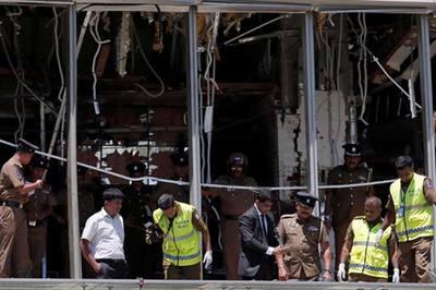 Thêm hai vụ nổ rung chuyển Sri Lanka, thương vong lớn