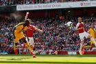 Arsenal 0-1 Crystal Palace: Benteke lập công (H1)