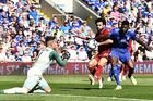 Cardiff 0-0 Liverpool: Thủ môn ĐT Philippines chặn đứng Salah (H1)