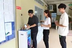 Schools, colleges begin reducing use of plastics