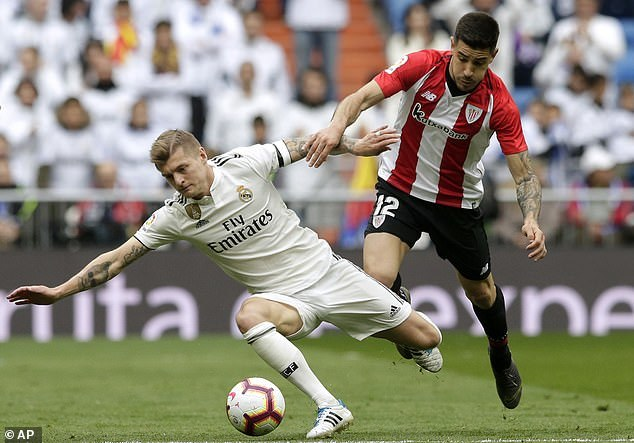 Real Madrid,Athletic Bilbao,Benzema