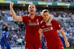 Liverpool chiếm lại ngôi đầu của Man City