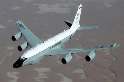 Máy bay do thám Mỹ xuất hiện gần Seoul