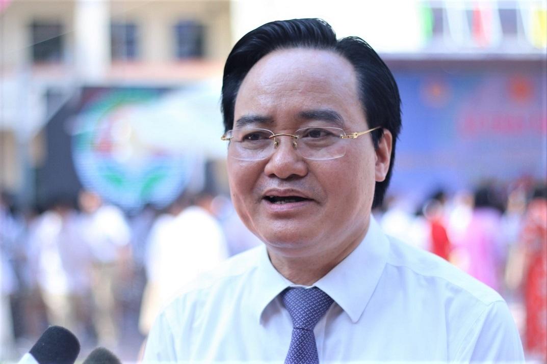 Bộ trưởng Phùng Xuân Nhạ: