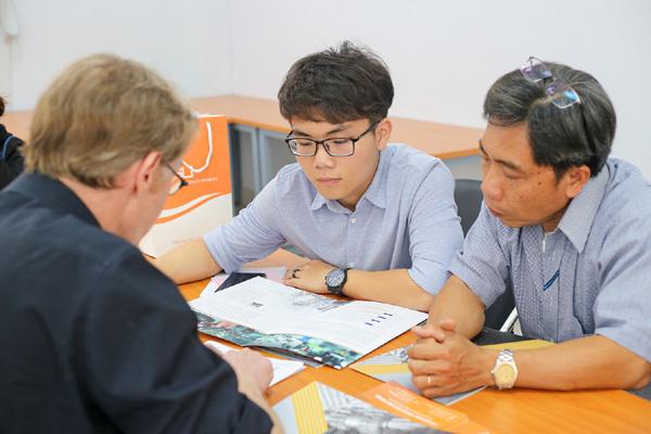 ĐH Việt Đức tổ chức kì thi đánh giá năng lực riêng