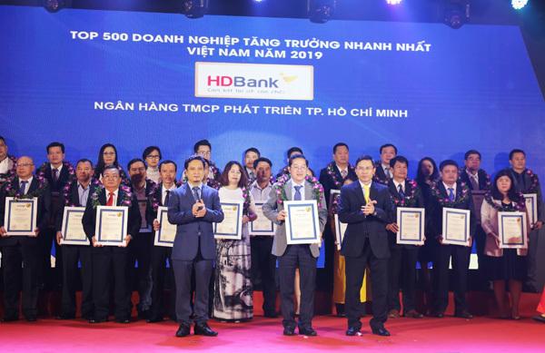 HDBank -Top 5 ngân hàng có tốc độ tăng trưởng nhanh nhất 2019
