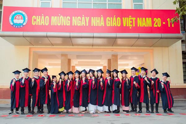 Học viện Quản lý Giáo dục tuyển sinh 5 ngành học