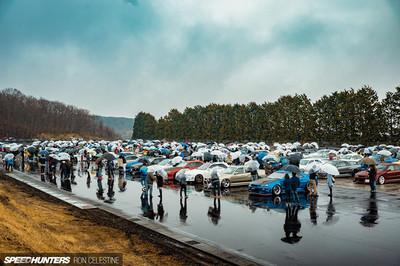 Ngày hội của những chiếc xe được mệnh danh 'Godzilla' tại Nhật Bản