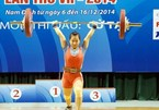 Vietnamese weightlifter wins three golds at Asian tourney