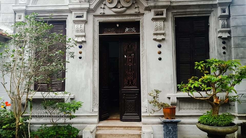 Biệt thự cổ,Nhà cổ,Biệt thự Pháp