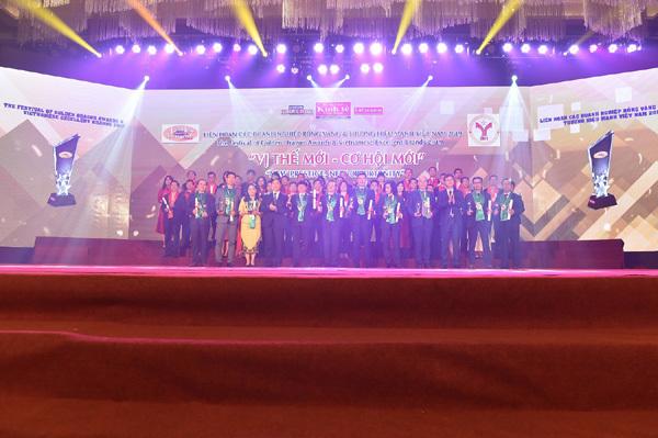 Bim Land - Bim Group liên tiếp nhận các giải thưởng uy tín