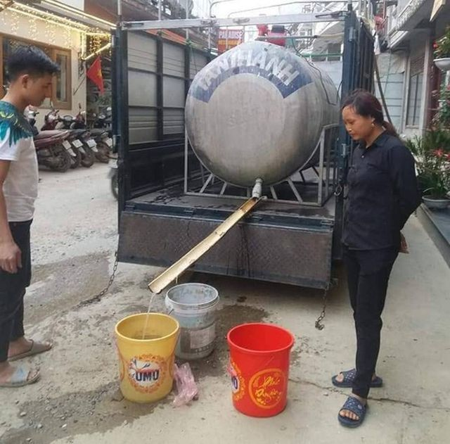 Sapa faces serious water shortage